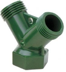 Garden Hose Y Connector CON-375